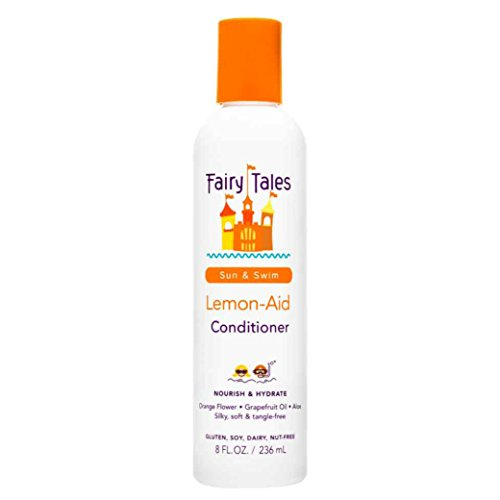 Fairy Tales Lemon-Aid Conditioner for Kids, 8 Ounces (Fairytale Shampoo And Conditioner compare prices)