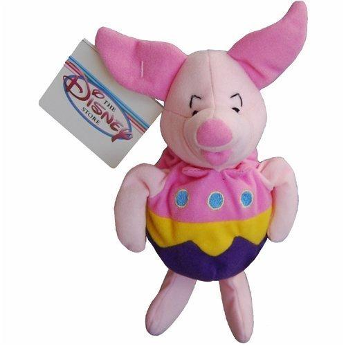 """Disney Mini Bean Bag Easter Egg Piglet 8"""" - 1"""