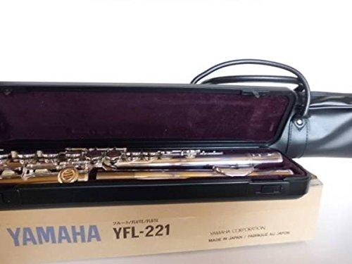 Awardpedia yamaha yfl 221 student flute for Yamaha yfl 221 student flute