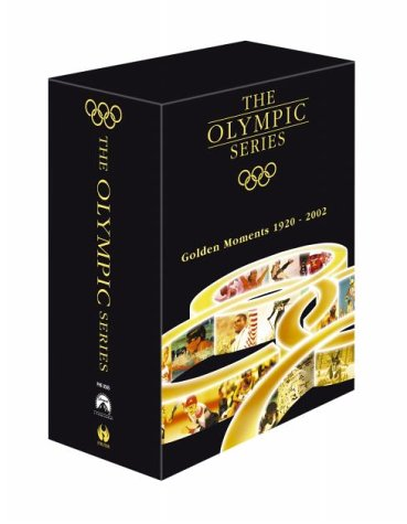 The Olympic Series - Golden Moments 1920 - 2002 [DVD]
