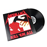 Metallica: Kill 'Em All (180g) Vinyl LP