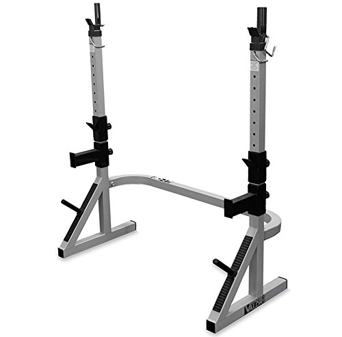 Valor Fitness BD-17 Combo Squat/Bench Press Rack (Bench Press Safety Rack compare prices)