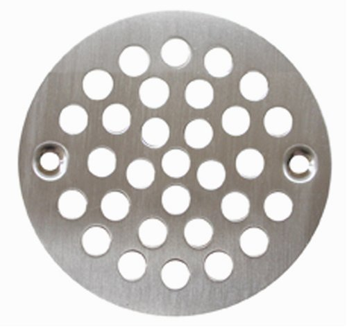 Plumbest C60-89BN Stamped Strainer, Brushed Nickel