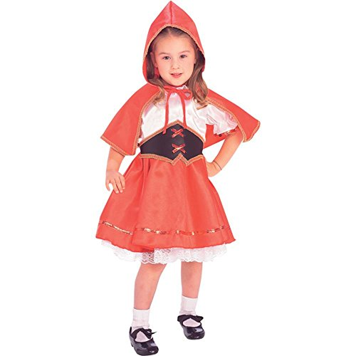 Child's Little Red Riding Hood Dress