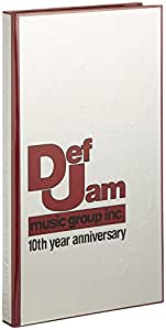 Def Jam Music Group [4 CD Box Set]