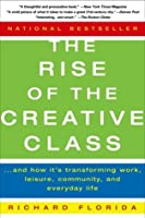"Cover of ""The Rise of the Creative Class:..."