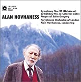 Alan Hovhaness: Symphonies Nos. 6 & 25/Prayer Of St. Gregory, Op. 626