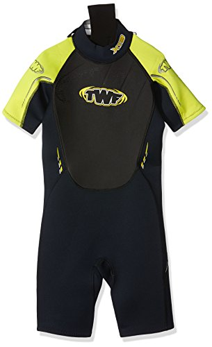 twf-kids-xt3-shortie-wetsuit-yellow-7-8-years