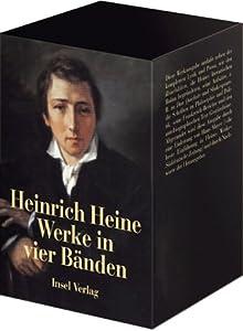 Werke. Heinrich Heine, Helmut Schanze, Christoph Siegrist and Wolfgang Preisendanz