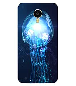 ColourCraft Creative Image Design Back Case Cover for MEIZU BLUE CHARM NOTE 3
