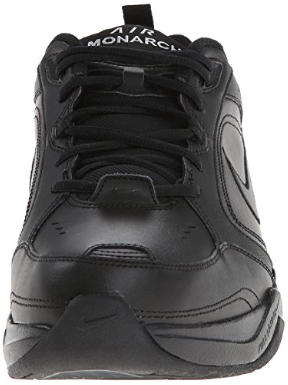 ... Nike Air Monarch IV Black/Black Size:10.5 ...