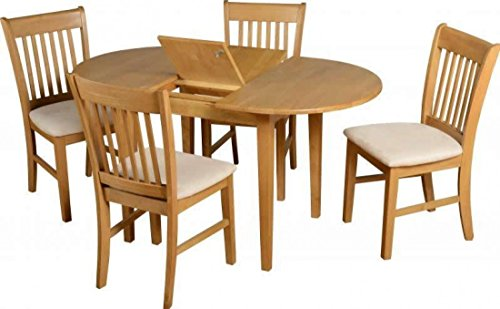 seconique-oxford-oak-extended-dining-set-with-4-chairs