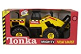 "Tonka: ""Mighty Front Loader"" - Steel 21"" Construction Vehicle"