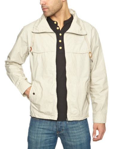 Firetrap Hybrid Men's Jacket Stone Large