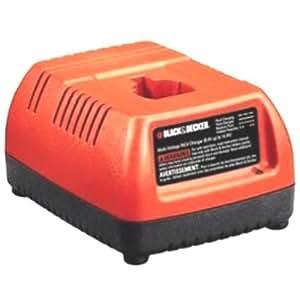 Black & Decker PS1MVC 8.4-Volt to 14.4-Volt 1 Hour Pod Style Battery Charger