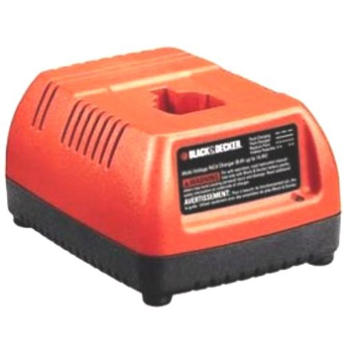 Black & Decker PS1MVC 8.4-Volt to 14.4-Volt 1 Hour Pod Style Battery Charger