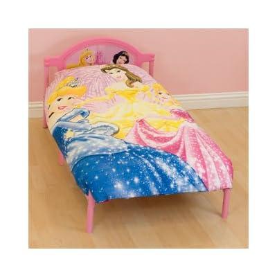 Disney Princess toddler bed - 18 months - 4 years