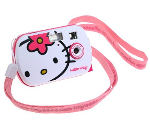 Spectra Hello Kitty KT7002 - Digital camera - compact