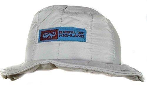 Diesel Bambini Cappello pescatore Cappello estivo Safarihut Cecix II - beige, Taglia Unica