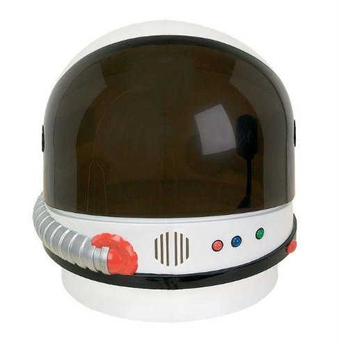 Costumes For All Occasions Ar26 Astronaut Helmet Child Adult