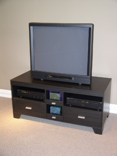 Cheap Large Tv Stand In Black Finish (4dcon-24706) From 4d Concepts (AZ00-30246×7876)