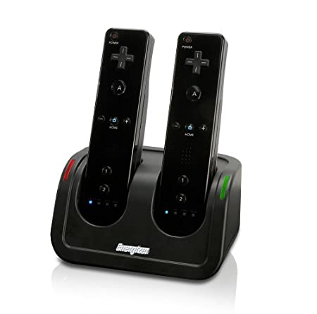 Wii Energizer 2x Charge Station
