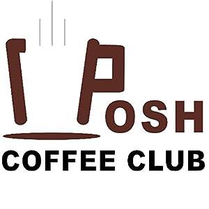 Shop for Club Decaf- 40 Nespresso Capsules - Posh Coffee Club