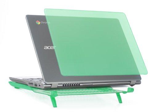 mcover-custodie-rigide-da-116-acer-serie-di-laptop-c720-chromebook-verde