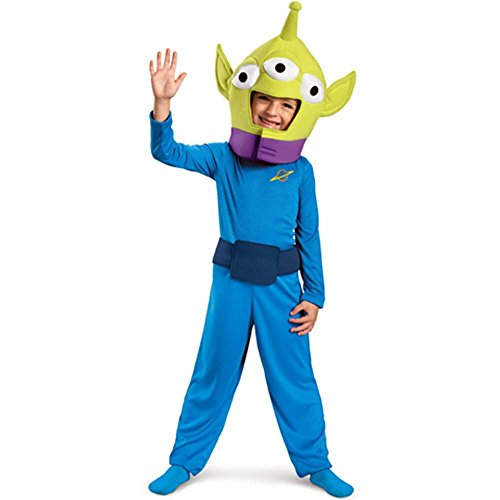 Toy Story Alien Kids Costume