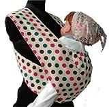 【KiumiBaby】 キウミの抱っこひも・水玉M