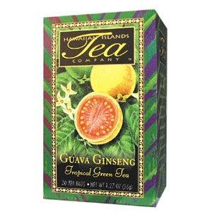 Guava Ginseng Green Tea