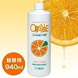 オレンジシャンプー大[940ml]【リンスのいらない弱酸性のナチュラルシャンプー(詰め替え用)】