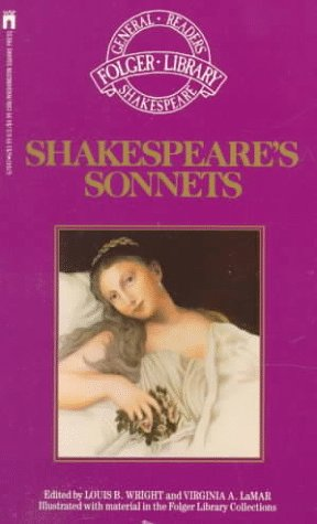 Shakespeare's Sonnets (Folger Shakespeare Library), WILLIAM SHAKESPEARE