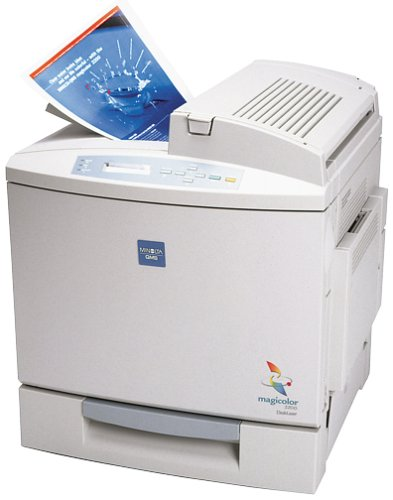 Konica Minolta magicolor 2200 Color Laser Printer