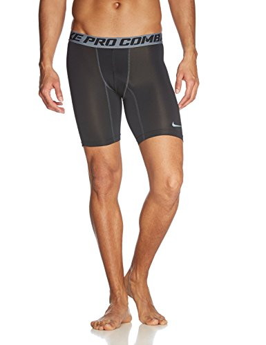 Pro Core 2.0 6 Inch Compression Shorts - X Large - Black
