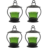 Heaven Décor Tealight Candle Holder Set Of 4 - B01IT1UDBC