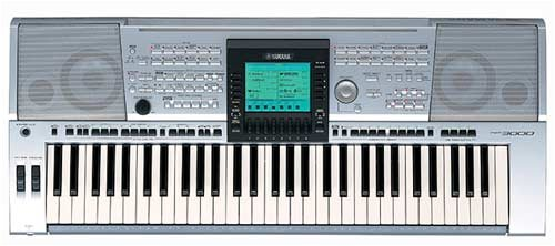 Yamaha PSR3000 Arranger Workstation Keyboard