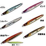 剣屋 乱八 ゼットン Jr 150g (メタルジグ) 赤金
