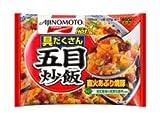 冷凍食品 味の素 具だくさん五目炒飯 450g×12入