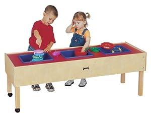Jonti Craft 3 Tub Sensory Table