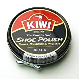 キィウイ 油性靴クリーム 黒 45ml