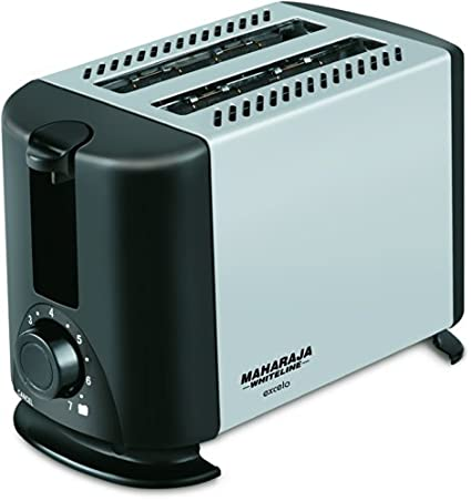 Maharaja Whiteline Excelo PT-101 Pop Up Toaster