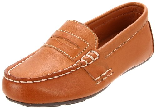 Polo by Ralph Lauren Telly Slip-On (Toddler/Little Kid/Big Kid),Tan,12 M US Little Kid