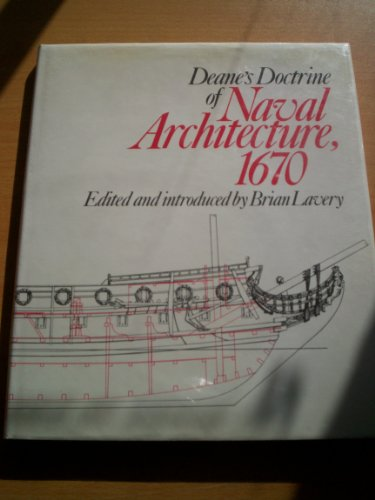 Deane's Doctrine of Naval Architecture, 1670 (Deane Clarks compare prices)