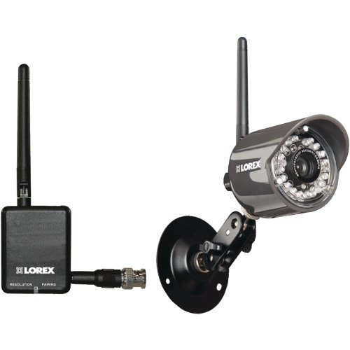 Great Features Of Lorex LW2110 Wireless Digital Security Camera