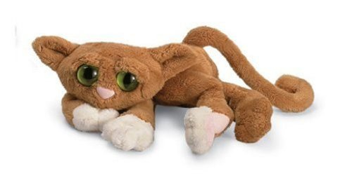 Manhattan Toy Lanky Cats Goldie Soft Toy