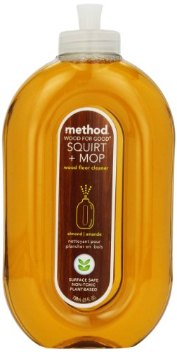 Method Wood Floor Cleaner, Almond - 25 oz (Method Wood Cleaner compare prices)