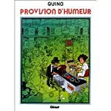 Provision d'humeur (French Edition) (2723404285) by Quino