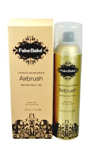 Fake Bake Instant Self-Tanning Spray Air Brush Self Tanning Products Set of 2 (Fake Bake Spray compare prices)
