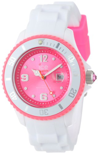 Ice-Watch Si.Wp.S.S.11 Ladies Ice-White Pink Watch